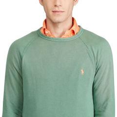 Ralph Lauren/拉夫劳伦  舒适圆领纯棉卫衣  121912986图片